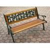 铁木园林坐椅